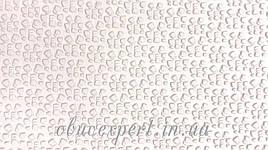 Резина набоечная BISSELL , арт .006, р. 380*570*6 мм, цв. белый