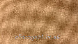 Резина набоечная BISSELL , арт .052, р. 380*570*6.2 мм, цв. бежевый