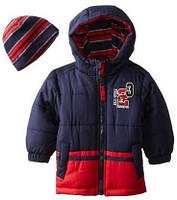 Куртка с шапкой London Fog (США) для мальчика 2 года