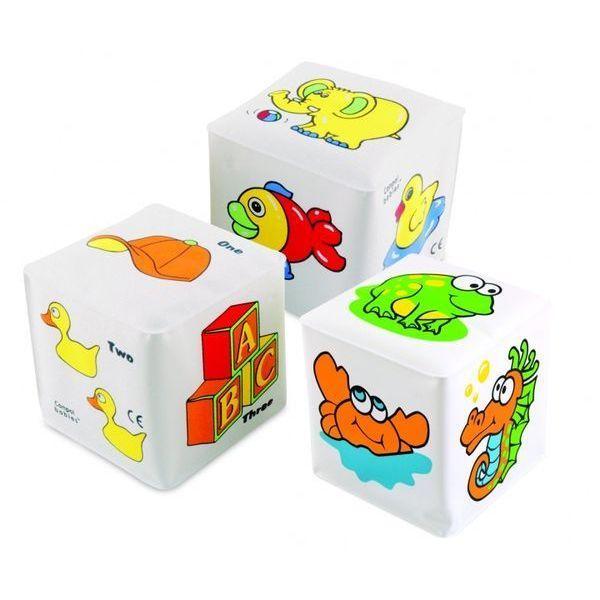Игрушка Кубик с колокольчиком Canpol Babies  2/706