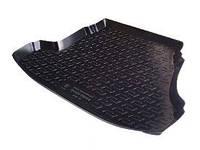 Коврик в багажник для Hyundai Elantra (HD) SD (06-11) полиуретановый 104030201, фото 1
