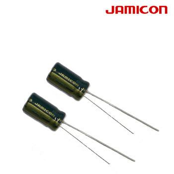 220mkf  25v  КОМП'ЮТЕРНІ (LOW ESR JAMICON  8*11,5 конденсатор електролітичний