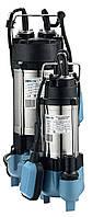 Насос дренажно-фекальный 1.5kw  H15м Q25m3/ч каб.5м с выкл попав и ножом ZEGOR (WQV1500DF)