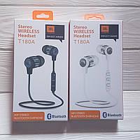 JBL T180A Вакуумные наушники-вкладыши с микрофоном