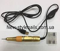 Фрезер ручка для маникюра на 35 тыс.об с usb кабелем