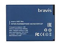 Аккумулятор для Bravis Neo 1650mAh