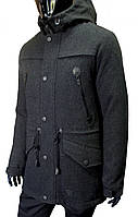 Пальто-парка P-28 зимнее с капюшоном.