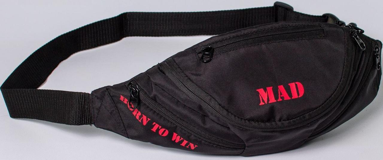 Чоловіча поясна сумка SHARK MAD PSSH8001 чорний