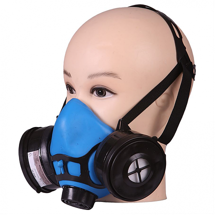 Респиратор газозащитный ИСТОК-400 пыле (РУ-60М) А1Р1 (аналог ТОПОЛЬ), фото 2