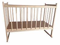 Кроватка детская ЭКО Life на дуге