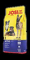 Сухой корм Josera JosiDog Active для активных собак, 18 кг