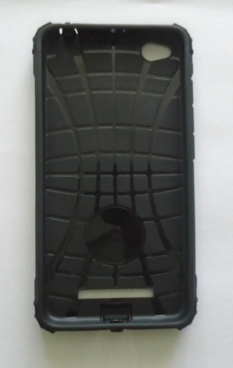 Бронебойный противоударный чехол накладка для Xiaomi Redmi 4A