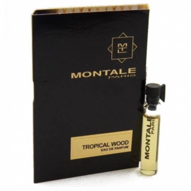 Парфюмированная вода Montale Tropical Wood