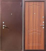 Двери входные эконом Метал+МДФ в Днепре
