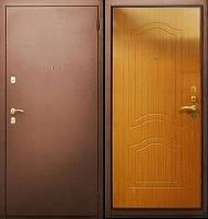 Двери входные Метал+МДФ в Днепре