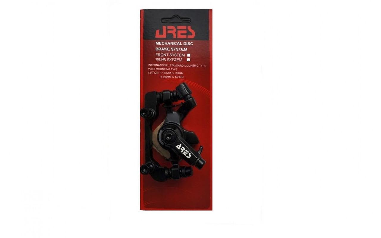 Тормозной калипер Ares MDA11 задний (адаптер F180/R160мм)