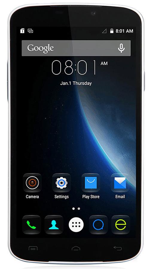 Смартфон Doogee X6S Гарантия 3 месяца / 12 месяцев White
