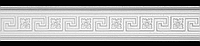 Плинтус потолочный, багет угловой STROPIEER, фото 1