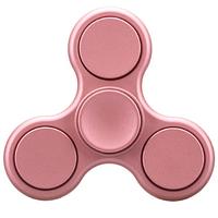 Спиннер матовый  игрушка Hand spinner вертушка Pink