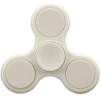 Спиннер матовый Hand spinner игрушка вертушка White