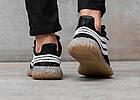 Мужские кроссовки adidas Sobakov Black в стиле Адидас черные, фото 3