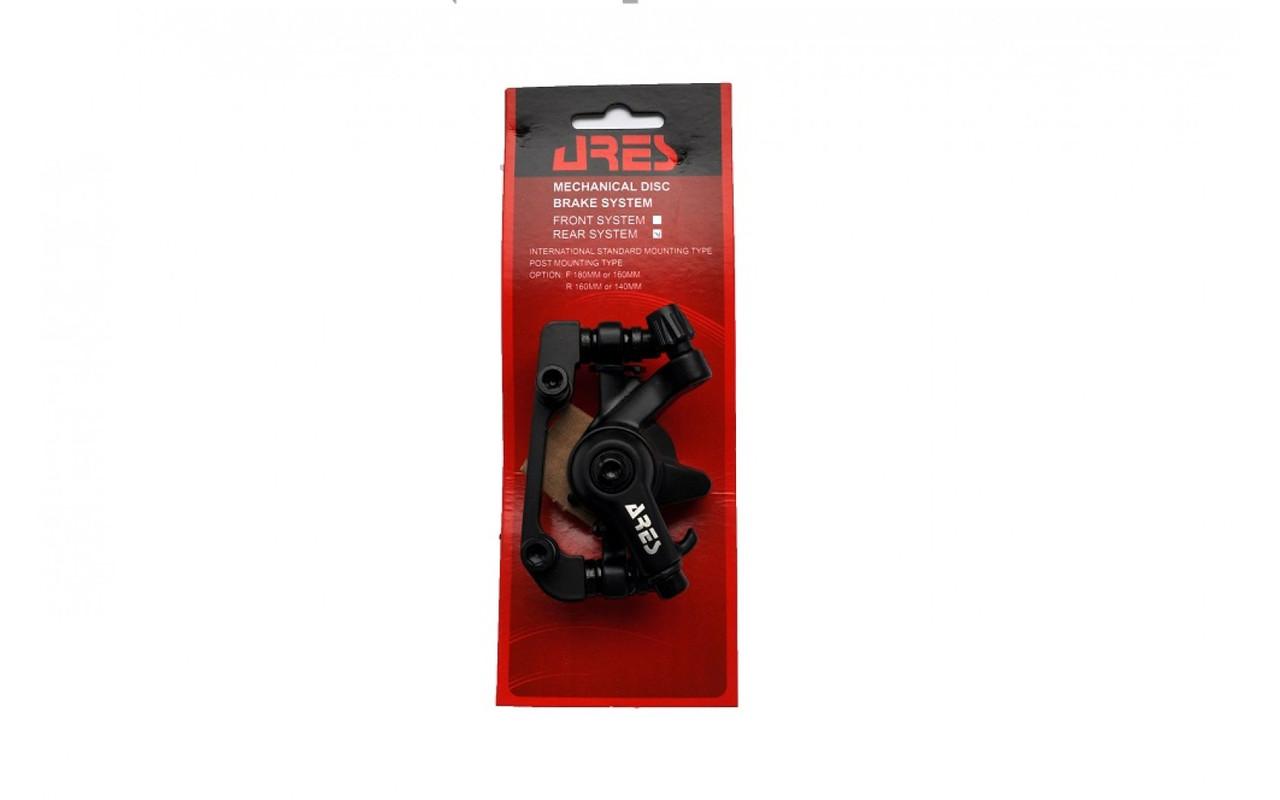 Тормозной калипер Ares MDA12 задний (адаптер F180/R160мм)