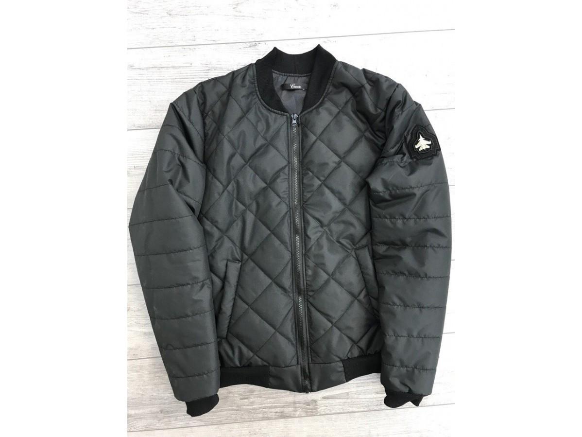 Куртка мужская демисезонная стеганая 46-52