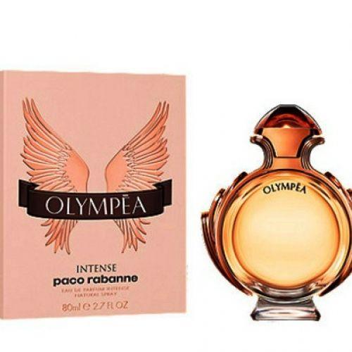 Женская парфюмированная вода Paco Rabanne Olympea Intense,  80 мл