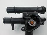 Термостат (с корпусом) на Рено Трафик 03-> 2.5dCi — Renault (Оригинал) 8200709142, фото 6