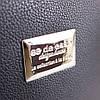 Сумка-рюкзак  Черная на молнии, фото 6