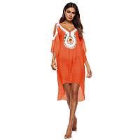 Новые модели пляжные платья