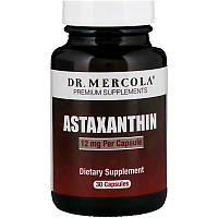 Dr. Mercola, Astaxanthin, 12mg, 30 Capsules