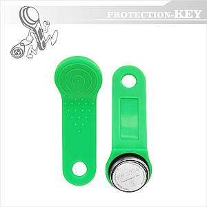 Ключ-заготовка RW 2007 Green