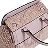 Женская сумка розовая, фото 5