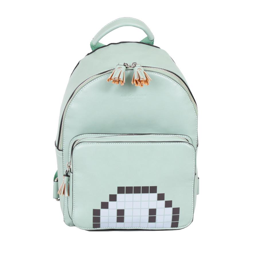 Сумка-рюкзак  Светло-зеленый