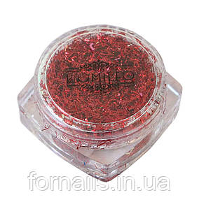 Komilfo Foil Stripes №03 Red, (0,2 г)