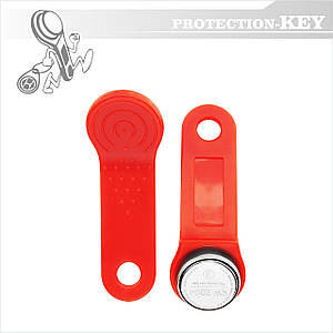 Ключ-заготовка RW 2007 Red