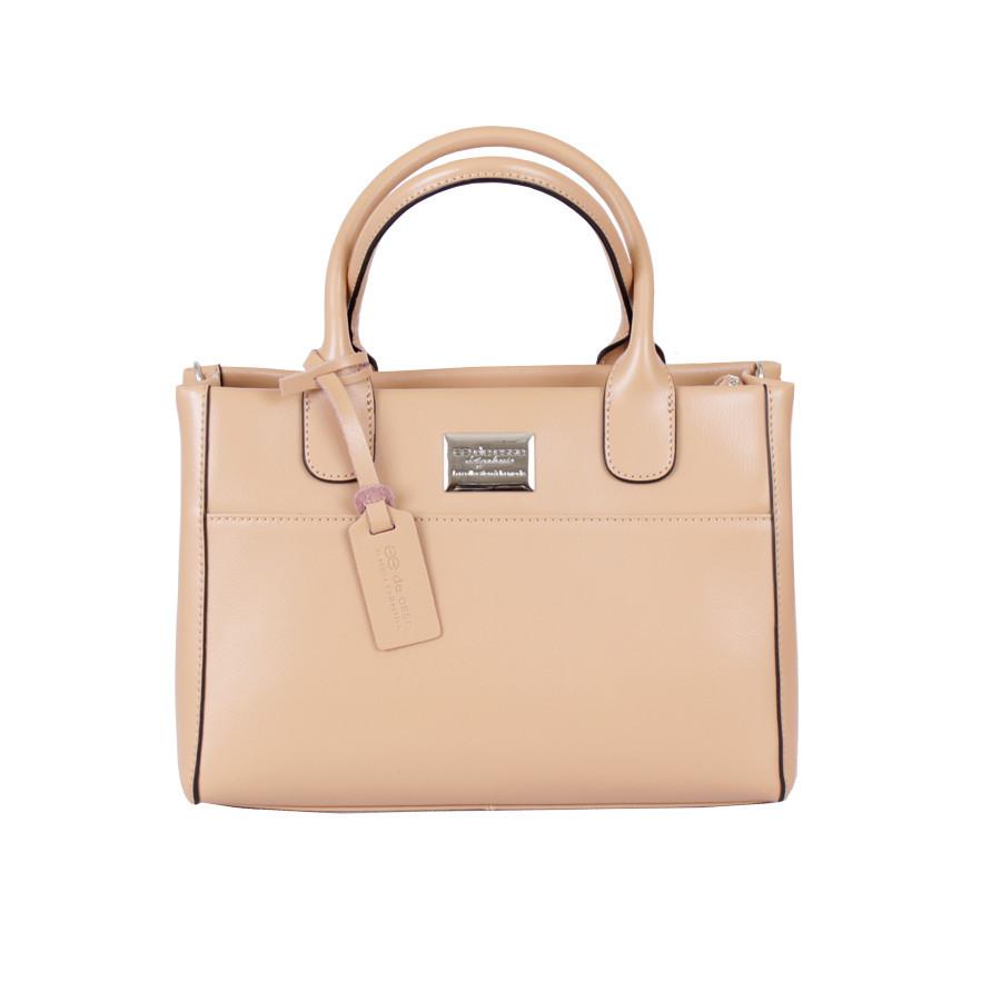 Классическая светло-коричневая сумка