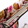 Сумка  Белая  с цветочным принтом, фото 6