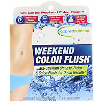 Appliednutrition, Weekend Colon Flush, 16 Tablets, фото 1