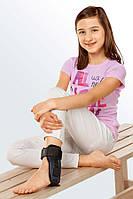 Ортез для голеностопного сустава с пенно-гелевыми вкладышами Medi M.step kidz /детская версия