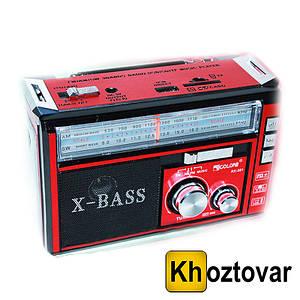 Радіоприймач Golon RX-381 з ліхтарем