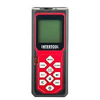 """Дальномер лазерный 40 м """"Intertool MT-3054"""""""