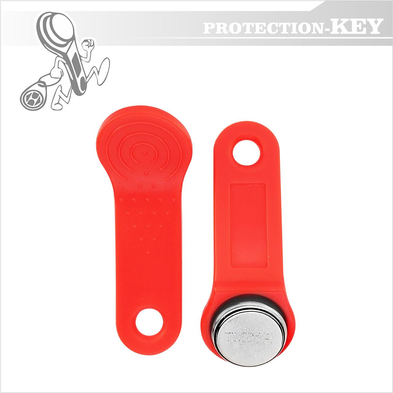 Ключ-заготовка TM-01A Red