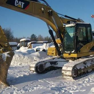 ГУСЕНИЧНИЙ ЕКСКАВАТОР CATERPILLAR 324D L VA