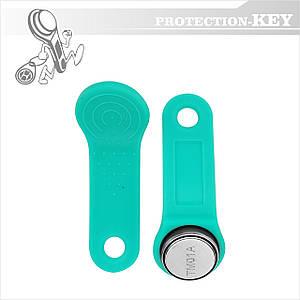 Ключ-заготовка TM-01A Green