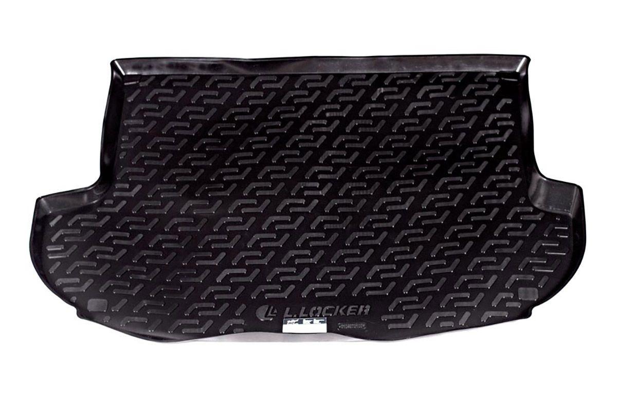Коврик в багажник для Hyundai Santa Fe (CM) (06-10) 104070100