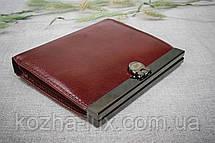 Кошелек небольшой 015S-Br Braun Buffel, натуральная кожа , фото 3