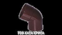 Колено двухструбное 130/100  Profil