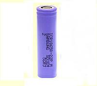 Аккумулятор литий-ионный Samsung ICR 18650 2200mAh (без защиты)